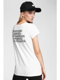Damen T-Shirt 4Hills TSD101 - weiß